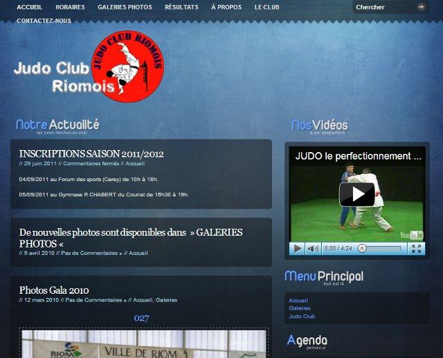 Judo Club Riomois